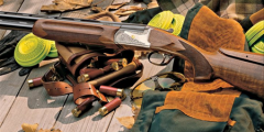 Selecting rifles for pheasants' hunting