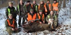 Полювання на кабана 2013